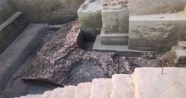 মুন্সিগঞ্জে পাওয়া গেলো বহুবছরের পুরোনো পিরামিড