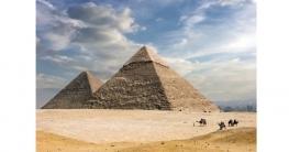আবারো উন্মুক্ত করা হলো সবচেয়ে প্রাচীন পিরামিডটি