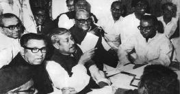 ১৬ মার্চ ১৯৭১ : বঙ্গবন্ধু-ইয়াহিয়ার বৈঠক