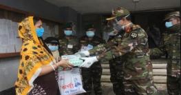 মুন্সীগঞ্জে গর্ভবতী মায়েদের সেনাবাহিনীর স্বাস্থ্য সেবা প্রদান
