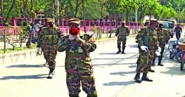 চট্টগ্রামে জলাবদ্ধতা নিরসনে সেনাবাহিনীর কুইক রেন্সপন্স টিম