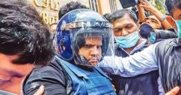 কাঠগড়ায় কেঁদে কেঁদে শাহেদ বললেন, 'আমি করোনায় আক্রান্ত'
