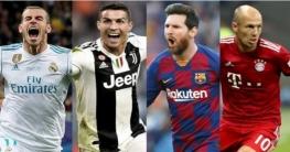 বিশ্বের ক্ষিপ্রগতির ১০ ফুটবলার