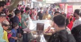 গাজীপুরের কালিয়াকৈরে পোশাক শ্রমিককে শ্বাসরোধে হত্যা, স্বামী পলাতক