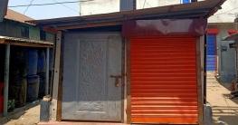 কালিয়াকৈরে সরকারি জমিতে দোকান ঘর নির্মাণের অভিযোগ