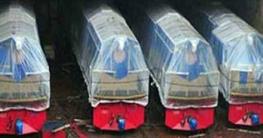 ভারতের উপহার ১০টি ব্রডগেজ রেল ইঞ্জিন আসছে আগামীকাল