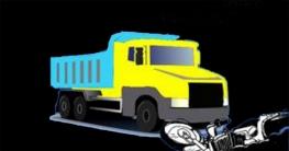 কালিয়াকৈরে ট্রাক চাপায় মোটরসাইকেল আরোহী নিহত