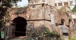 ৩৫০ বছরের পুরোনো 'জিঞ্জিরা প্রাসাদ'