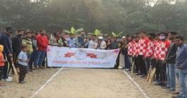 গাজীপুর মহানগরের চাপুলিয়ায় ক্রিকেট টুর্নামেন্ট উদ্বোধন