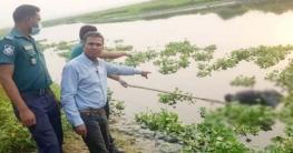 টঙ্গীতে তুরাগ নদী থেকে অজ্ঞাত লাশ উদ্ধার