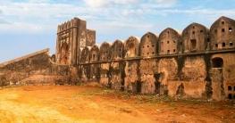 গাজীপুরের ঐতিহাসিক স্থাপনা একডালা দুর্গ