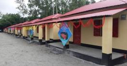 কুড়িগ্রামে ১১০০ ভূমিহীন পরিবার পেলেন পাকা ঘর