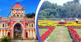 ৩০০ বছরের ঐতিহাসিক স্থান 'উত্তরা গণভবন'