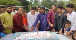 প্রধানমন্ত্রীর জন্মদিন উদযাপন করেছে গাজীপুর সদর উপজেলা যুবলীগ