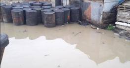 মোংলায় স্বাভাবিকের চেয়ে ১৫ মিটার বেড়েছে নদীর পানি