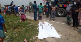 কালিয়াকৈরে বাসচাপায় অটোরিকশা চালক নিহত
