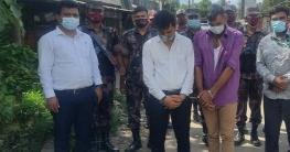 গাজীপুরে শহীদ তাজউদ্দীন আহমদ মেডিকেল থেকে দুই দালাল গ্রেফতার