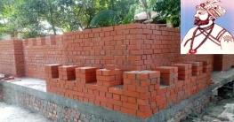 গাজীপুরে নির্মাণ হচ্ছে ঈশা খাঁর সমাধিস্তম্ভ