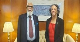 বাংলাদেশ ও যুক্তরাষ্ট্র করোনা মোকাবিলায় একসঙ্গে কাজ করবে